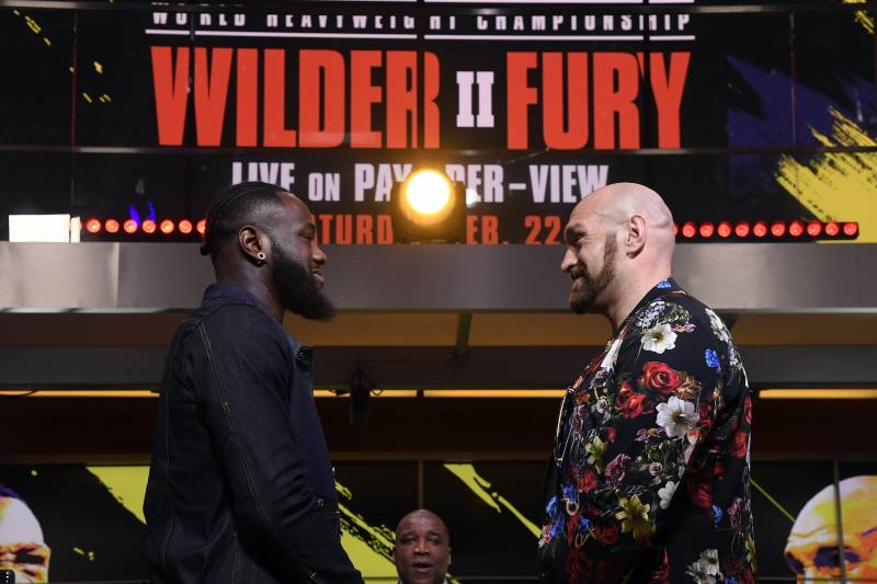 Wilder And Fury To Battle It Out In A Rematch On Feb 22