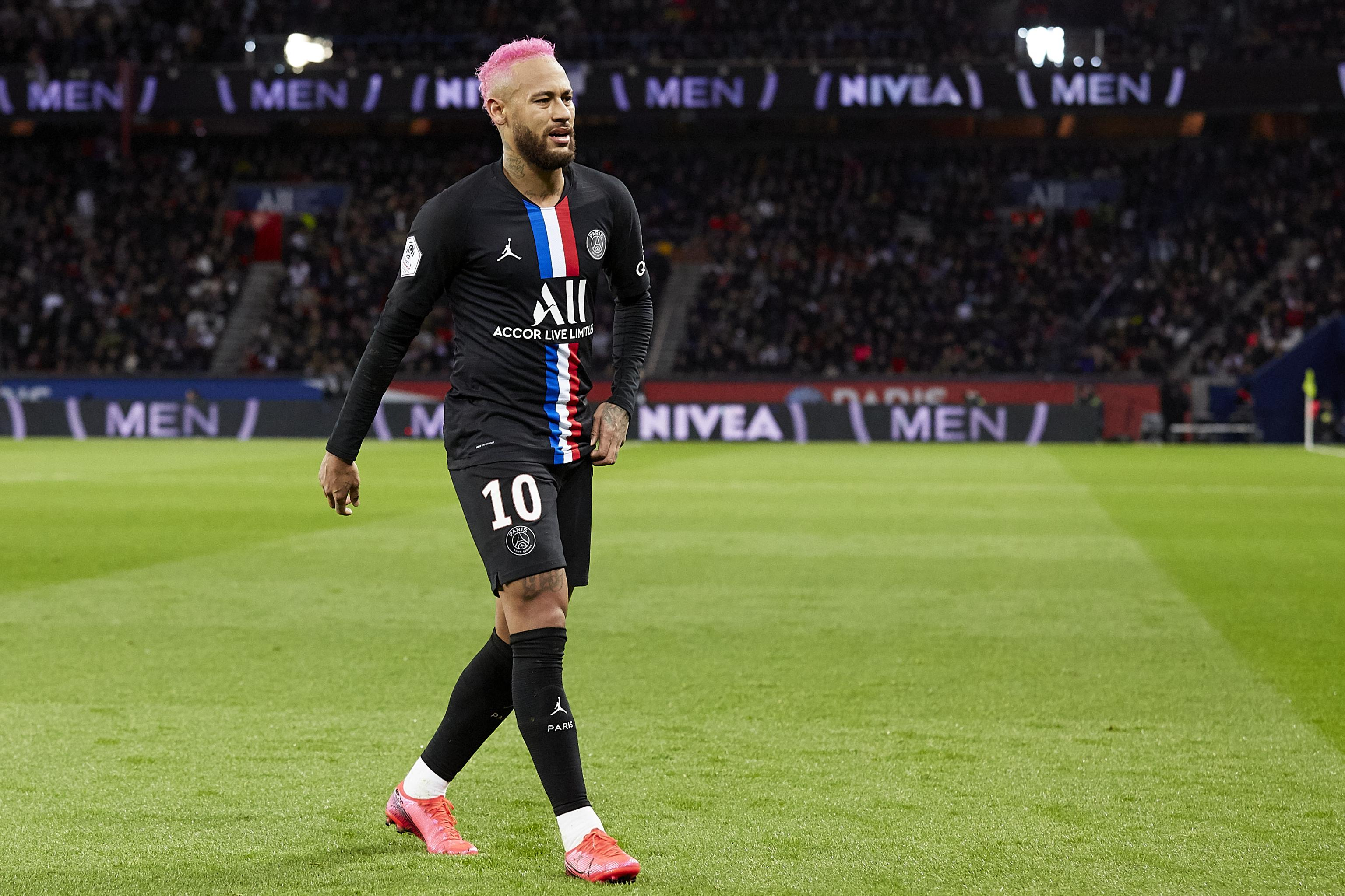 Neymar Included in PSG's 21-Man Champions League Squad to ...