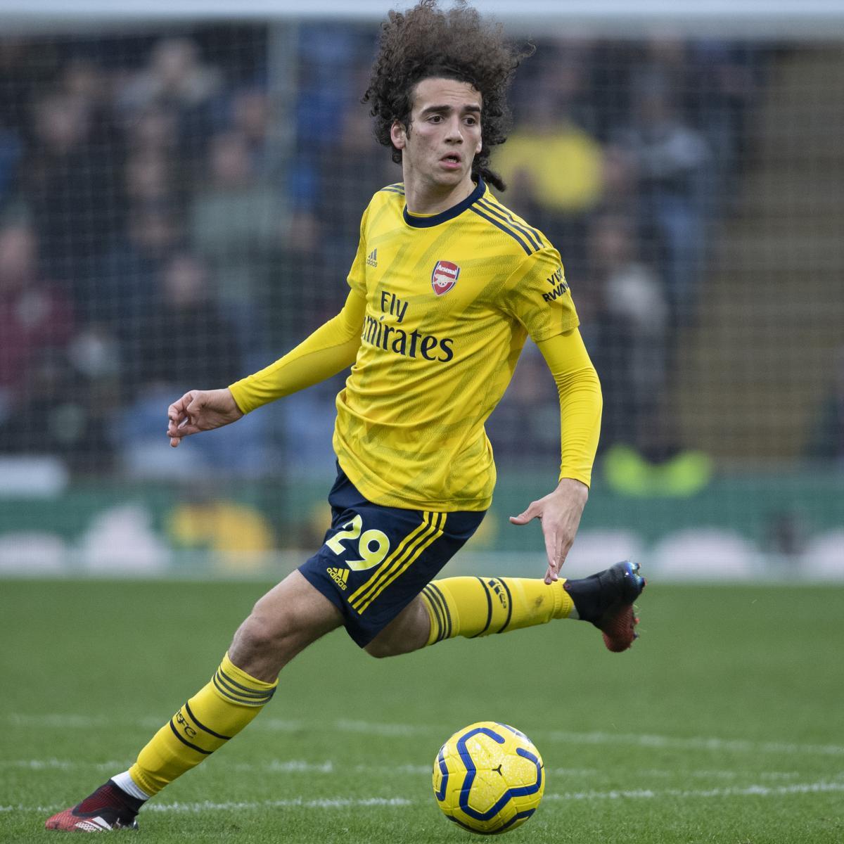 Report: Matteo Guendouzi Absent vs. Newcastle After Argument with Mikel Arteta