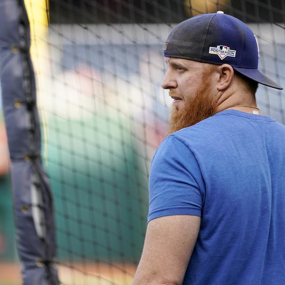 Justin Turner Rips Rob Manfred over Astros Scandal: 'He Set a Weak Precedent'