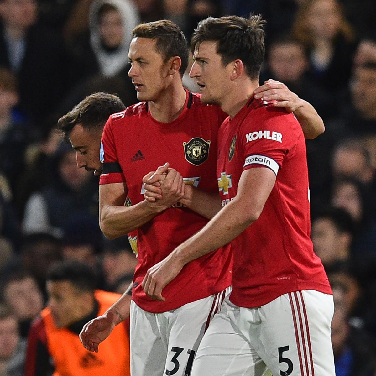 Manchester United Beat Chelsea to Edge Closer in Premier League Top-4 Chase