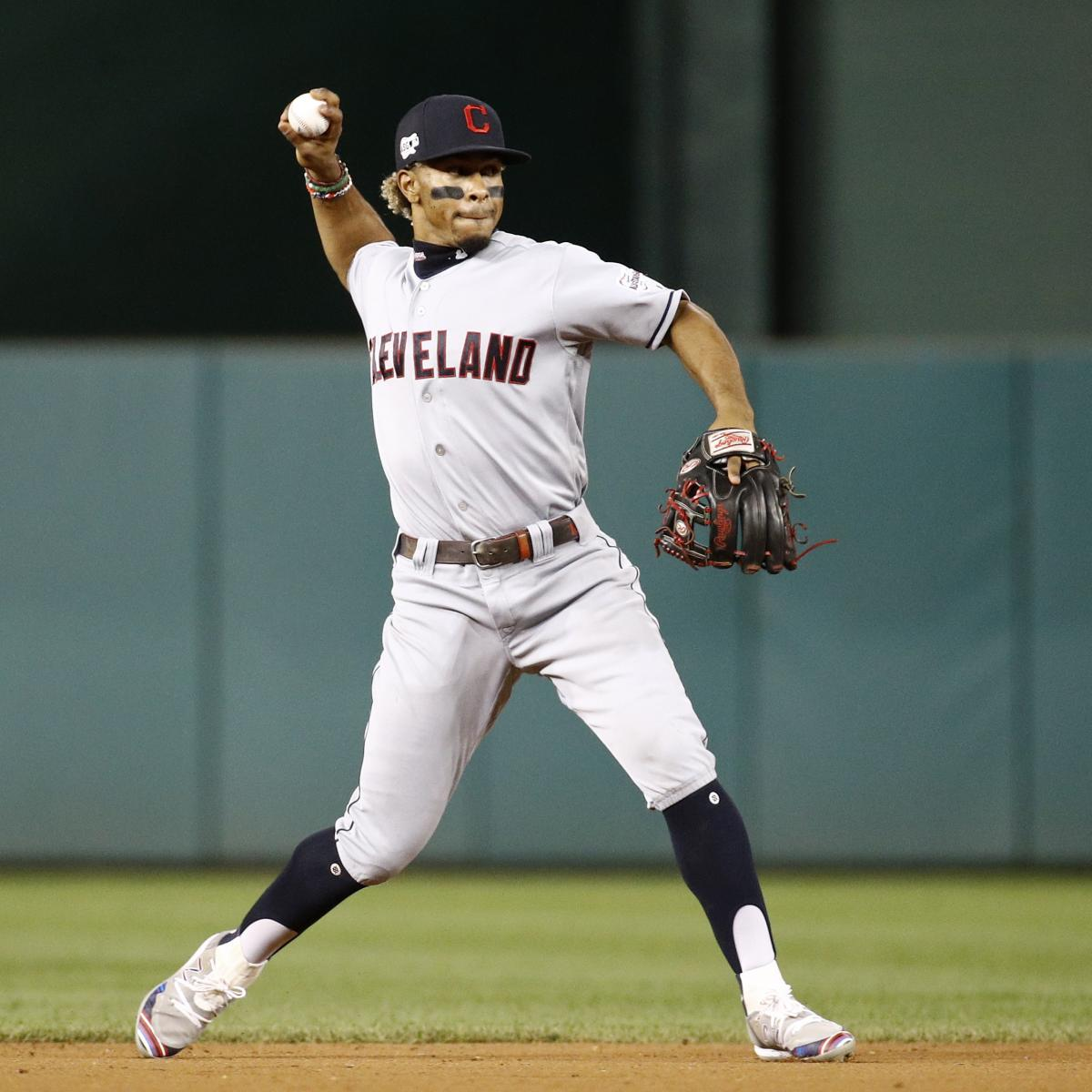 Indians' Francisco Lindor Says 'I Want to Stay in Cleveland' Amid Trade Rumors
