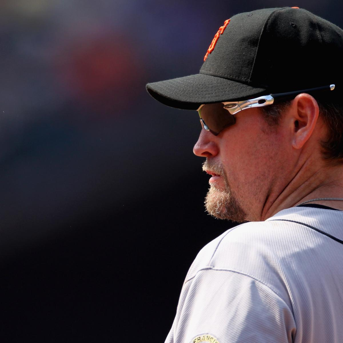 Giants to Exclude Aubrey Huff from 2010 WS Reunion Due to 'Unacceptable' Tweets
