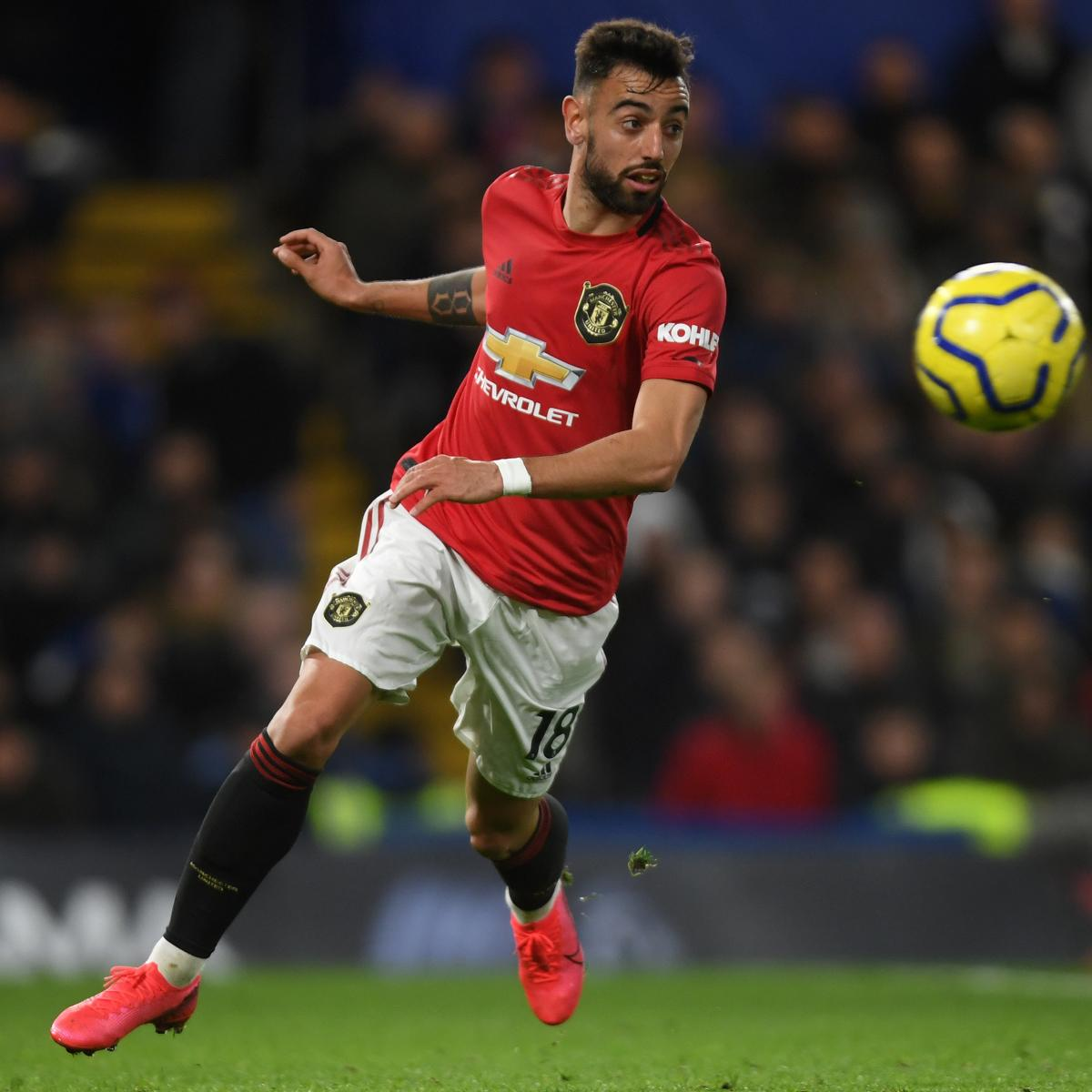 Ole Gunnar Solskjaer Talks 'Top-Class' Bruno Fernandes Impact After Chelsea Win