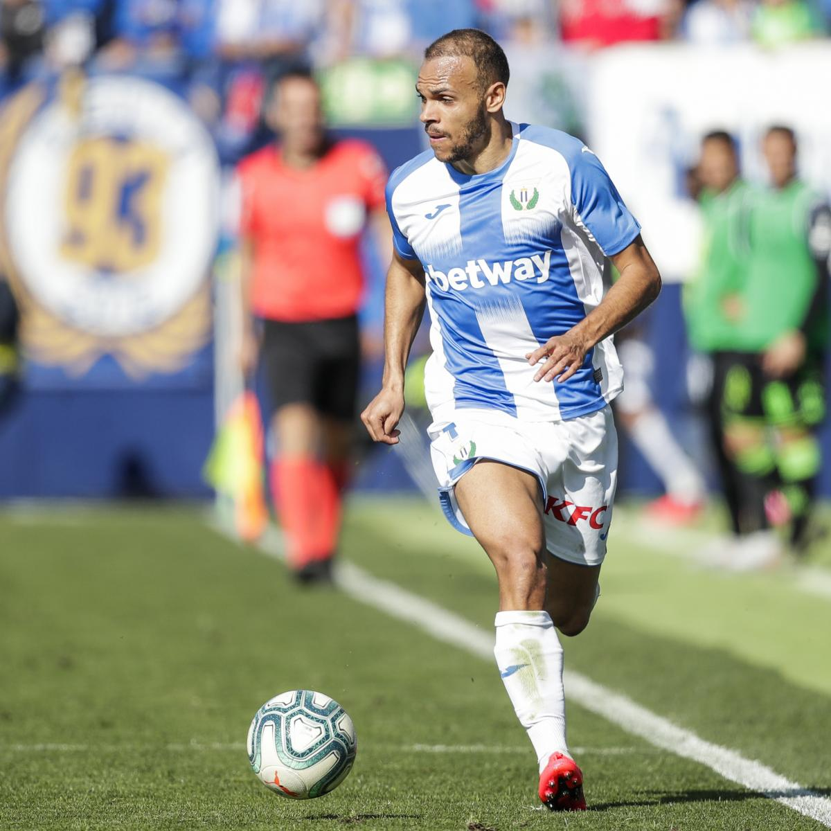 Report: Barcelona Closing in on Martin Braithwaite; Deal Could Be Done This Week
