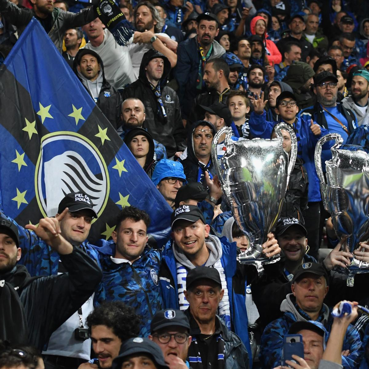 'Is This Really Happening?' Fans' View of Atalanta's Champions League Miracle
