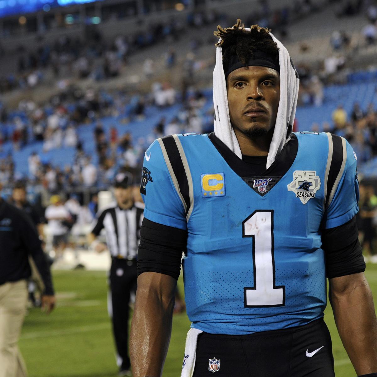 Cam Newton Trade Rumors: Matt Rhule, Panthers 'Likely' to Shop QB Amid Rebuild