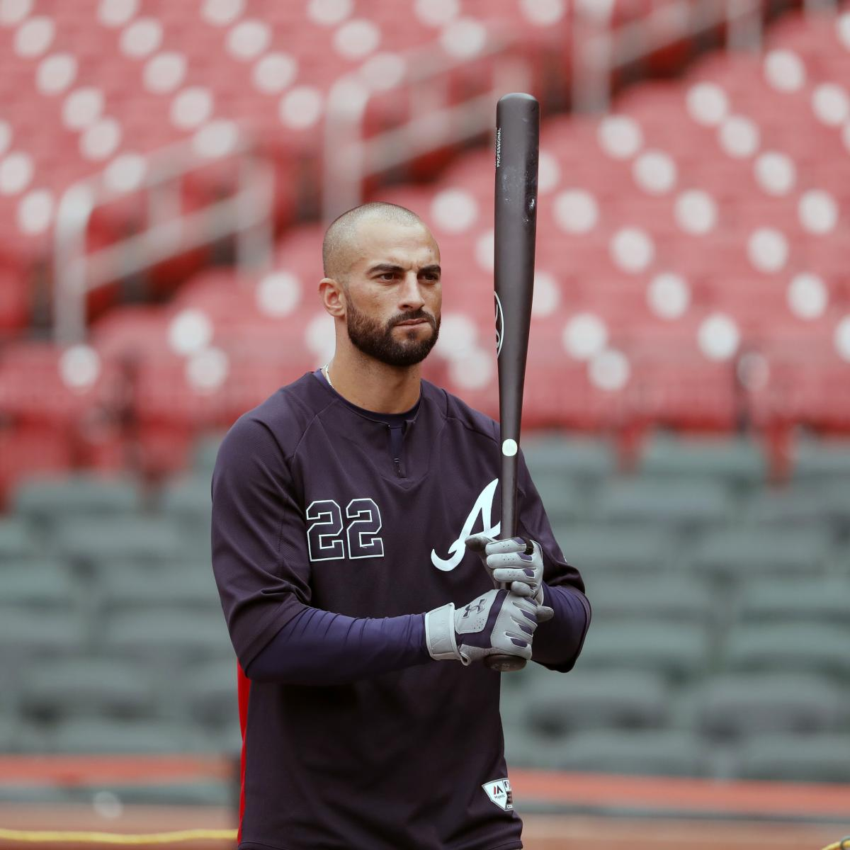 Nick Markakis on Astros Scandal: 'Every Single Guy over There Needs a Beating'