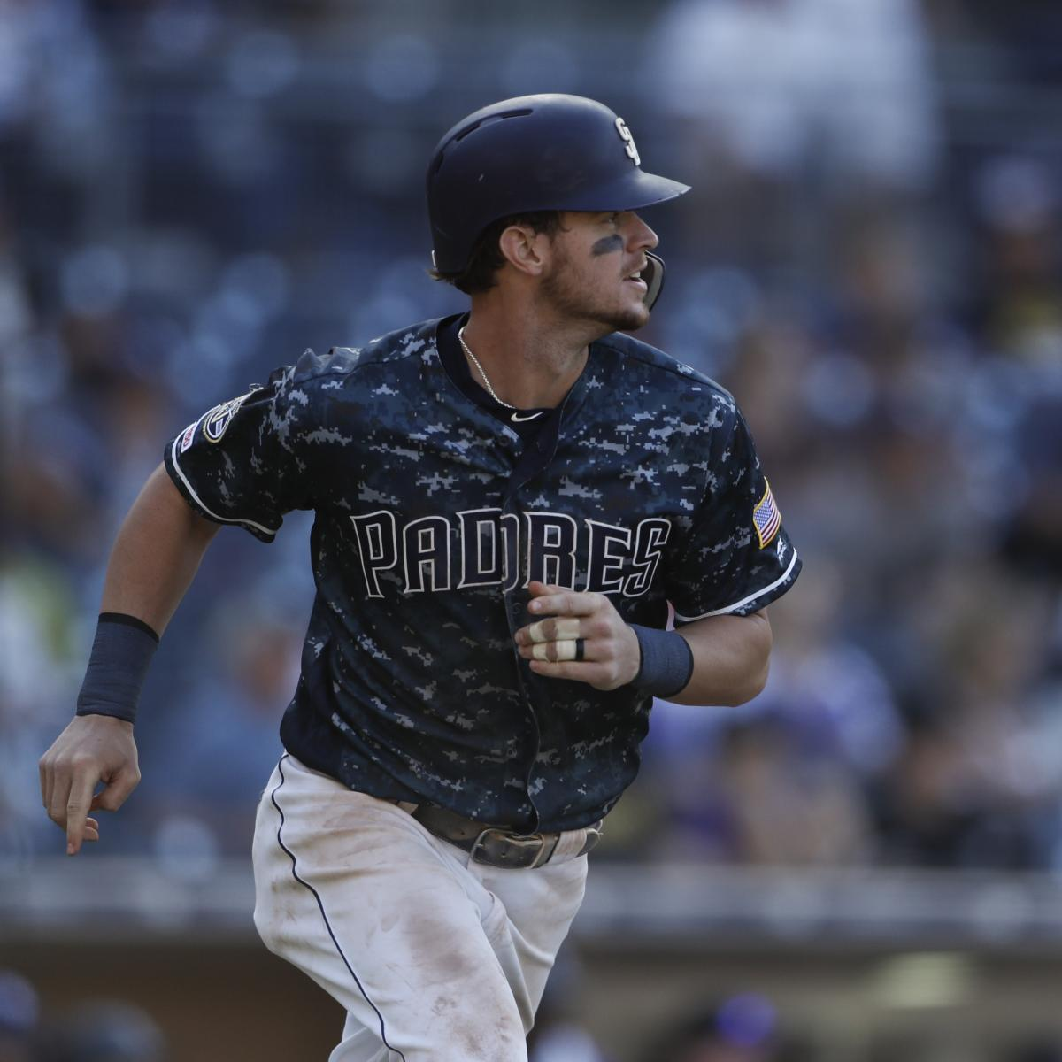 Red Sox Trade Rumors: Wil Myers Talks 'Ongoing' with Padres After Mookie Deal