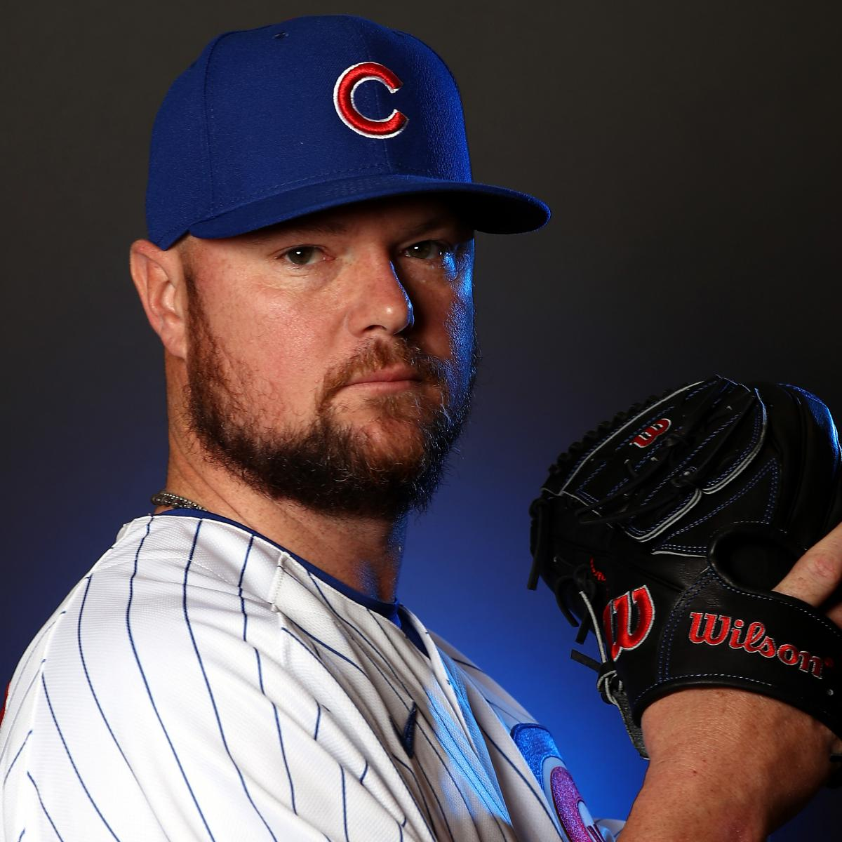 Cubs' Jon Lester: Rename World Series Trophy Following Rob Manfred's Comments