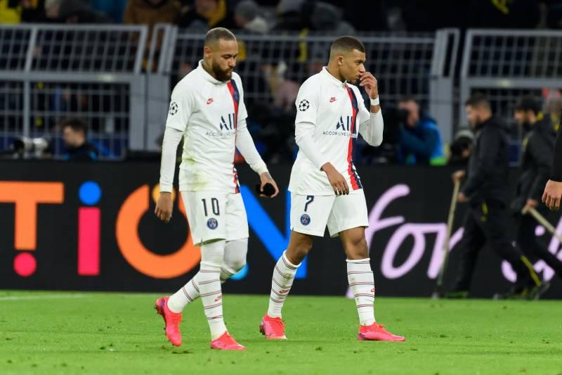 Thomas Tuchel Says Neymar Lacked Rhythm vs. Dortmund, Backs Kylian ...