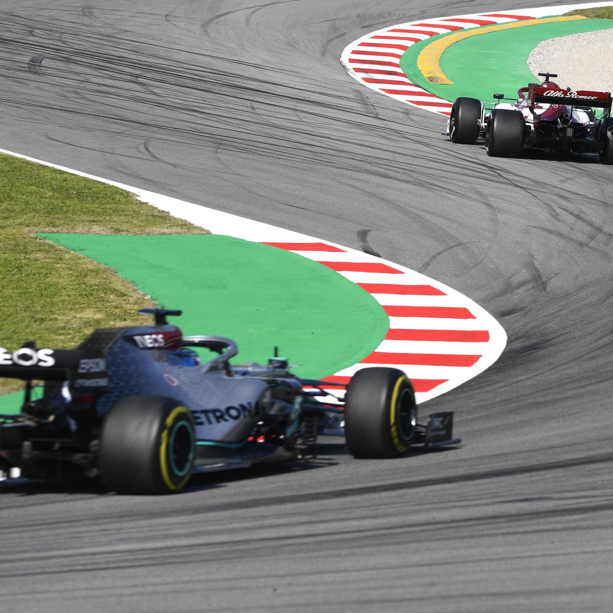F1 Pre-Season Testing 2020: Times and Wednesday Analysis from Barcelona