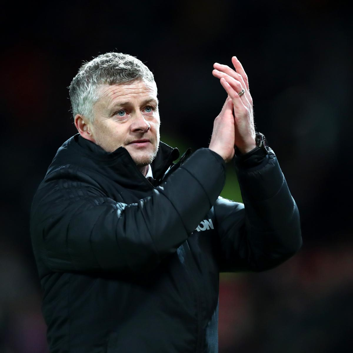 Robin van Persie Says Manchester United Must Give Ole Gunnar Solskjaer Time