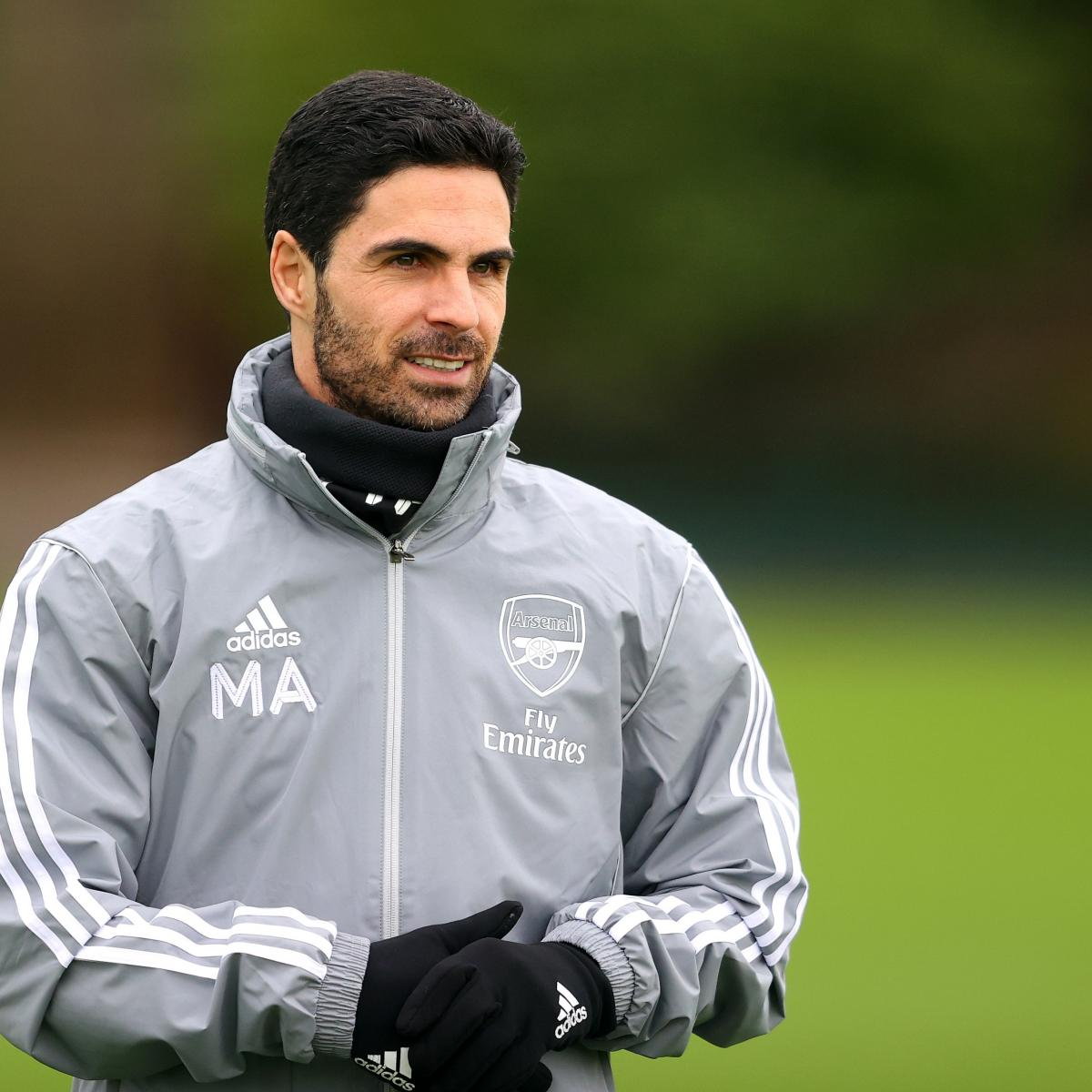 Mikel Arteta Says Dropping Matteo Guendouzi 'Was About the Way We Train'