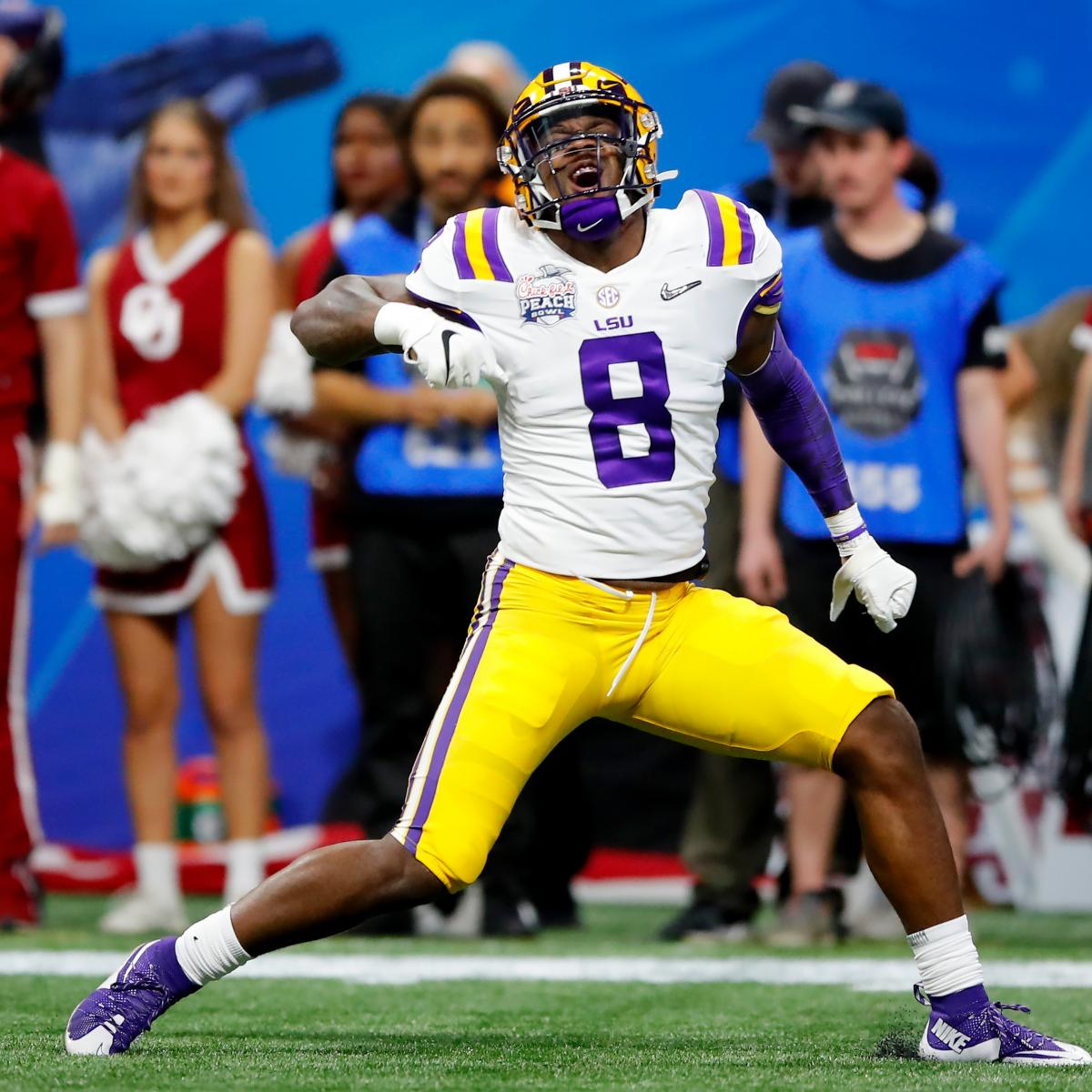 Patrick Queen Drafted By Ravens: Baltimore's Updated Depth