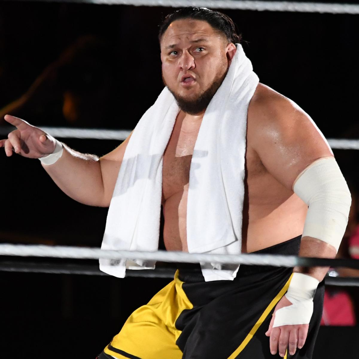 Report: WWE's Samoa Joe Injured After Hitting His Head During Commercial Shoot