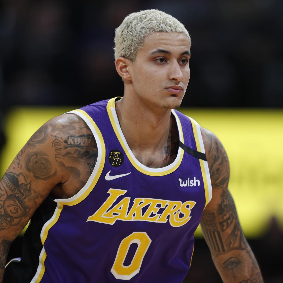 Lakers Rumors: Anonymous Exec Says LA Needs to Trade Kyle Kuzma to Improve