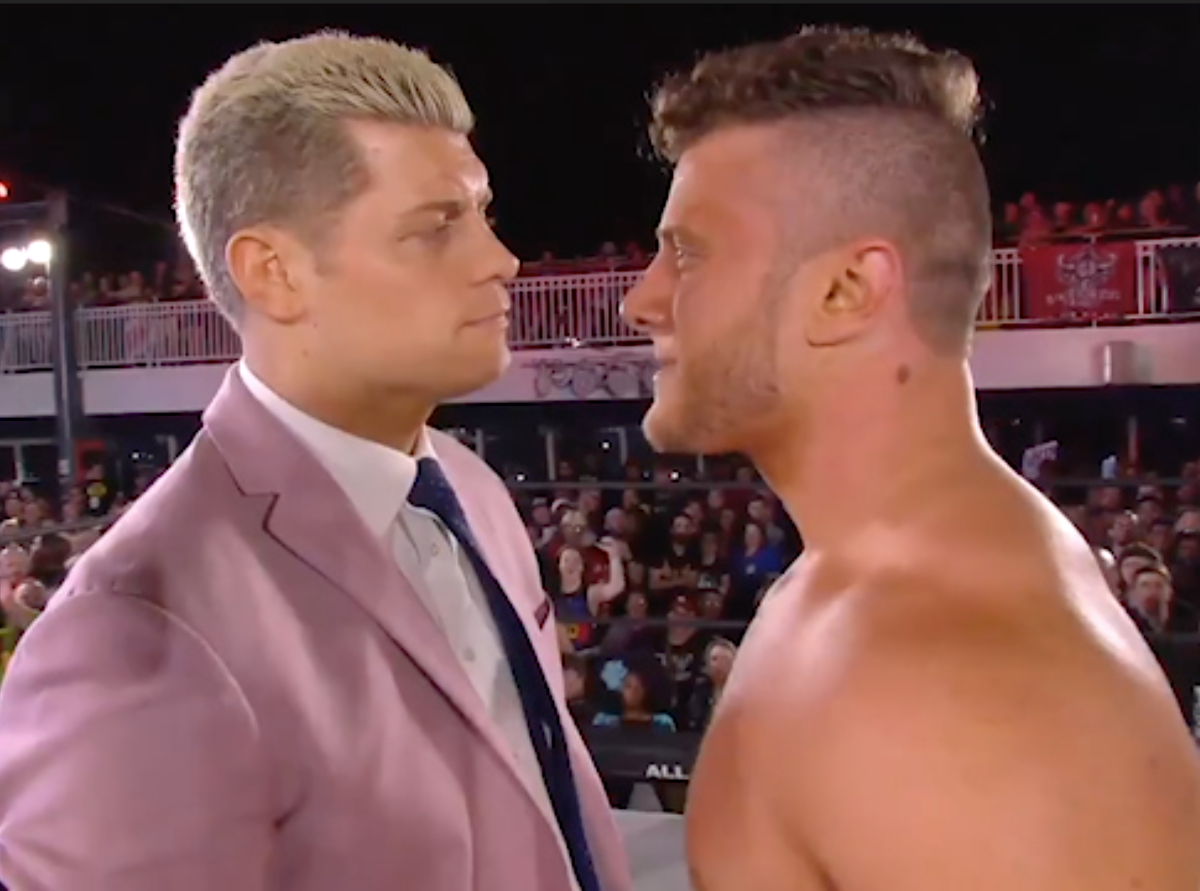 Chronicling Cody vs. MJF Feud Ahead of AEW Revolution PPV