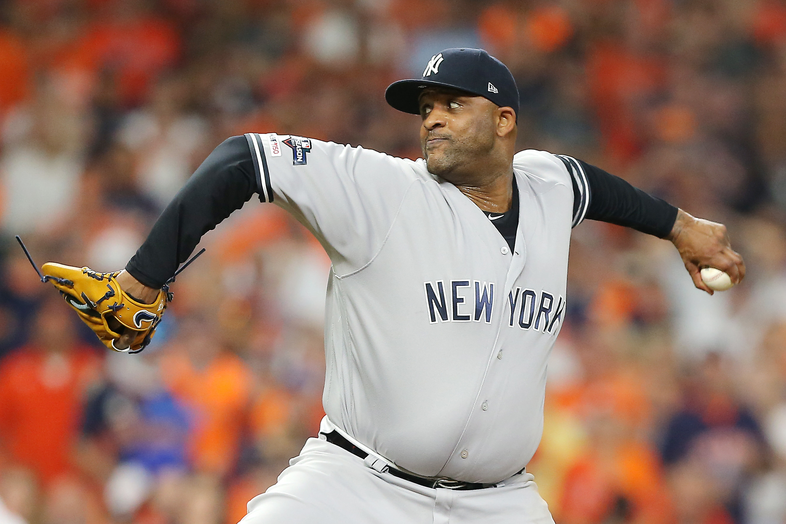 Former Yankees SP CC Sabathia Says He Thinks He Tore His ACL on Skiing Trip
