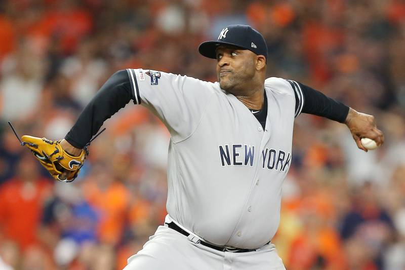 Former Yankees SP CC Sabathia Says He Thinks He Tore His ACL on ...