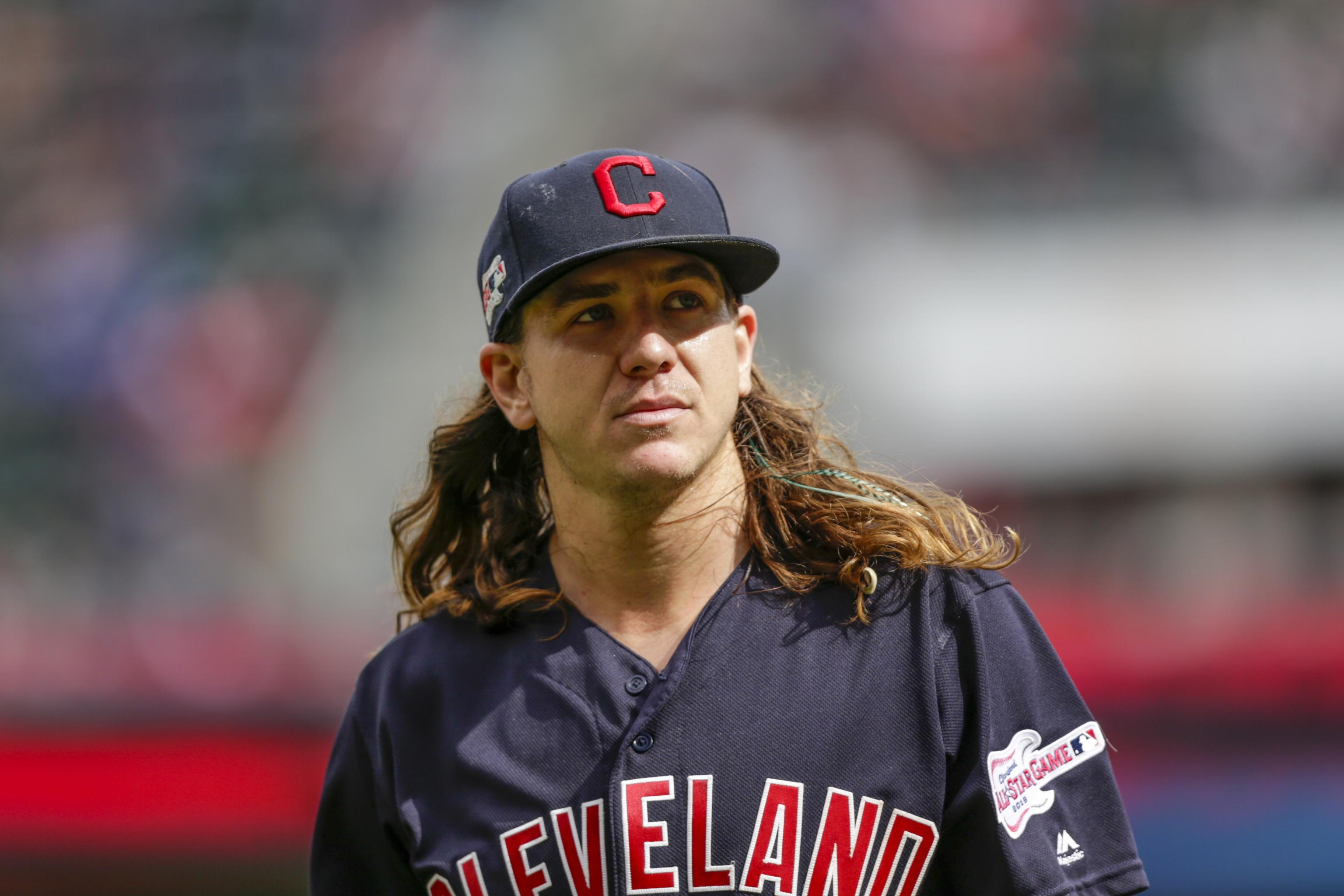 Mike Clevinger Calls Astros Players ...