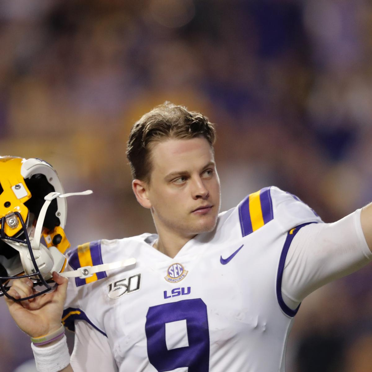 Joe Burrow Has NFL in Love, but Will Anyone Pay Enough to Pry Him from Bengals?