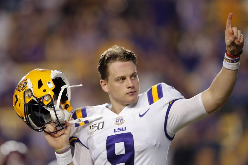 Joe Burrow Has NFL in Love, but Will Anyone Pay Enough to Pry Him ...
