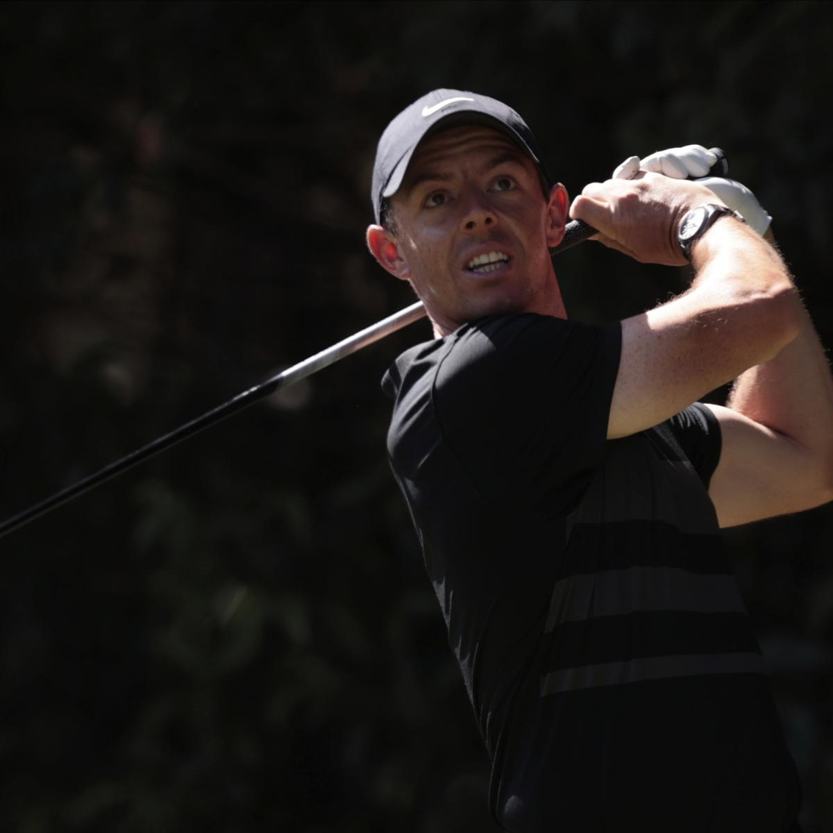WGC-Mexico Championship 2020: Rory McIlroy Holds 2-Shot Lead After Round 1