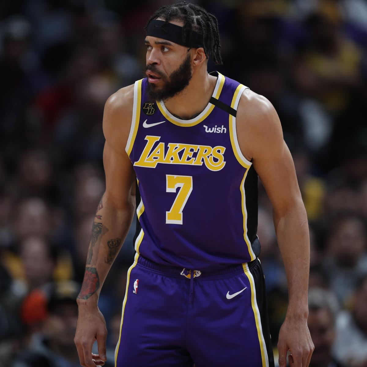 Lakers' JaVale McGee Helped Write, Produce Song on Justin Bieber's 'Changes'