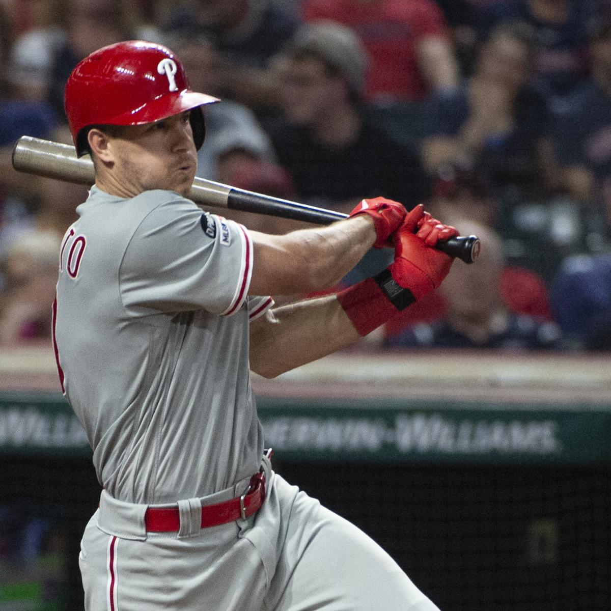 Phillies Rumors: J.T. Realmuto Expected to Seek Record Contract for Catcher