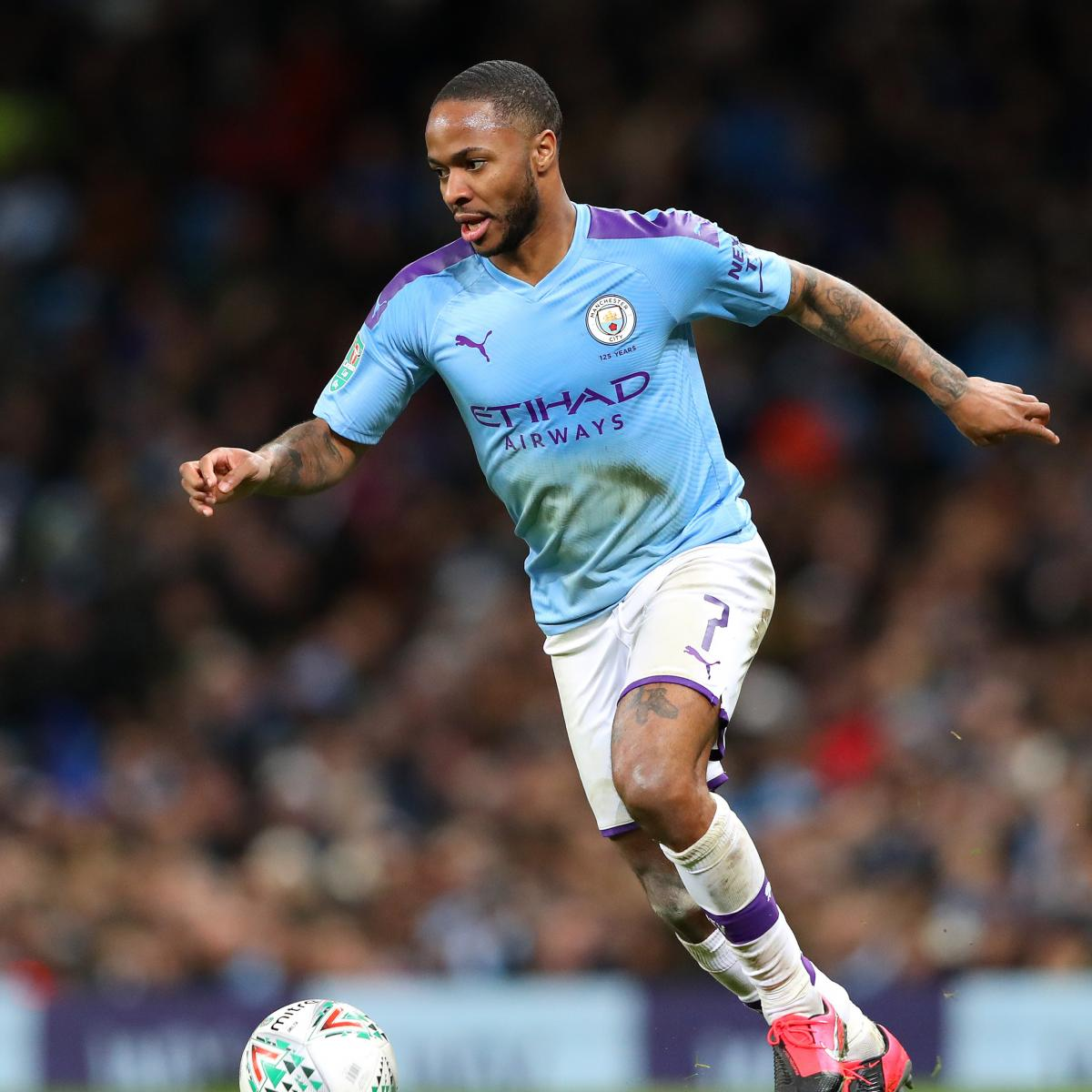 Raheem Sterling Hints He'd Be Open to Joining Real Madrid 'In the Future'