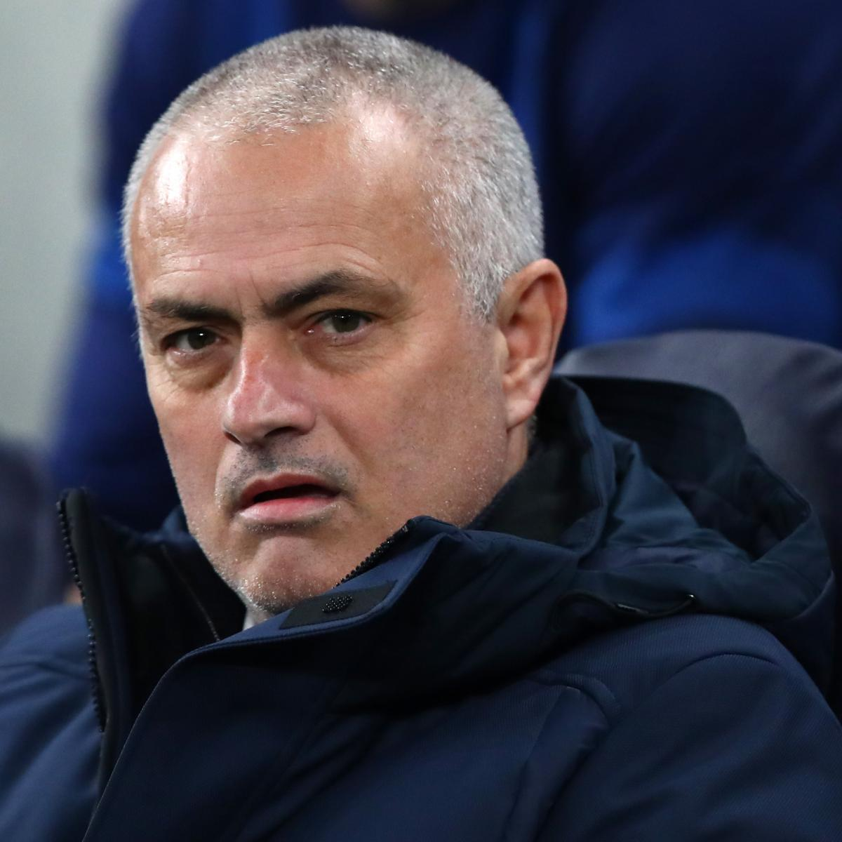 Jose Mourinho Says Tottenham Have the Worst Injury Problems in Europe