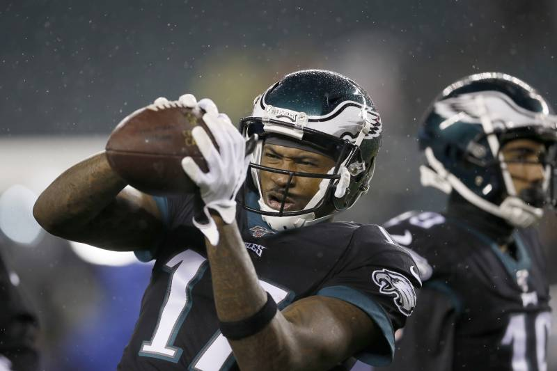 Eagles Trade Rumors Alshon Jeffery Would Welcome A Move Team