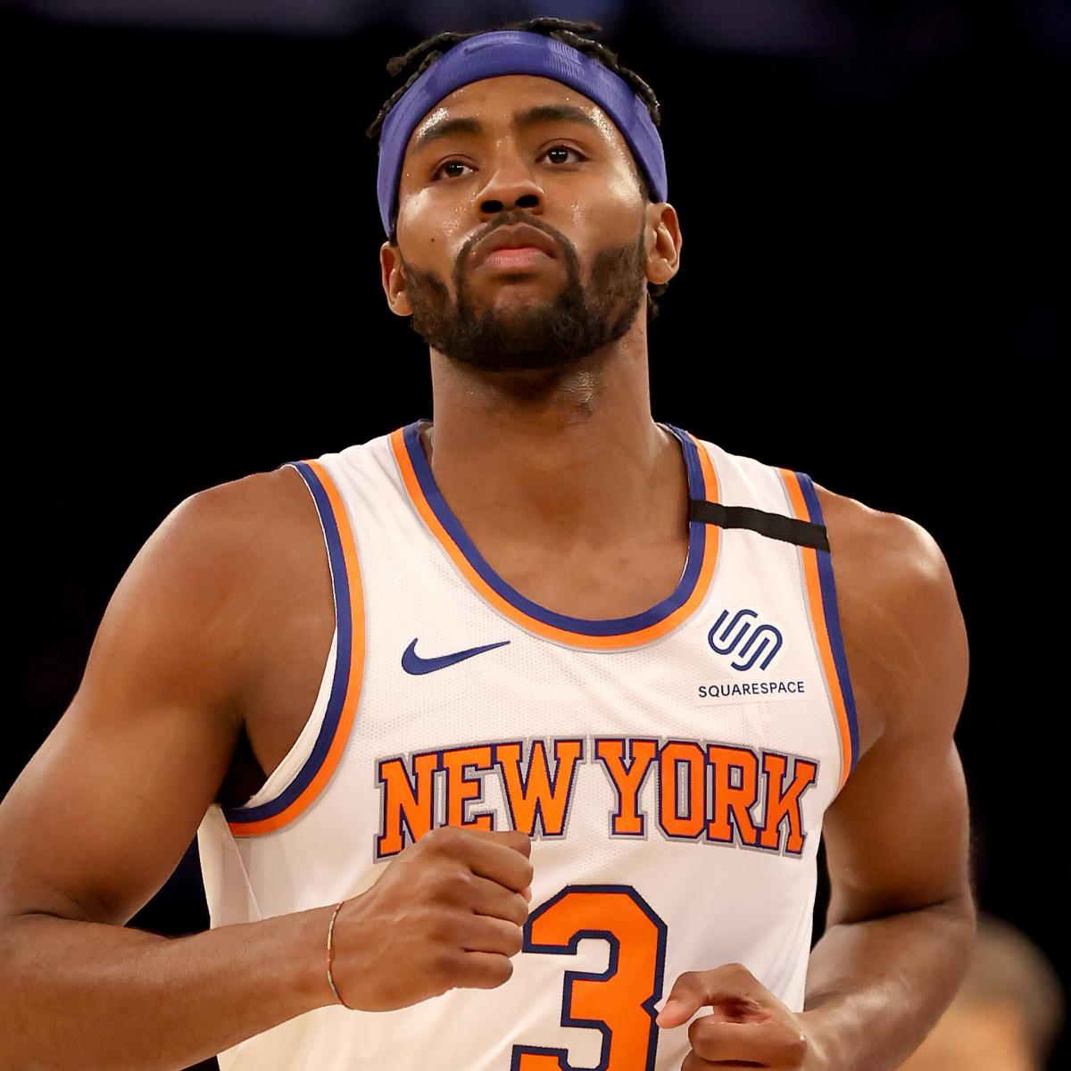 Knicks News: Moe Harkless to Finish Season with NY After Lakers Rumors