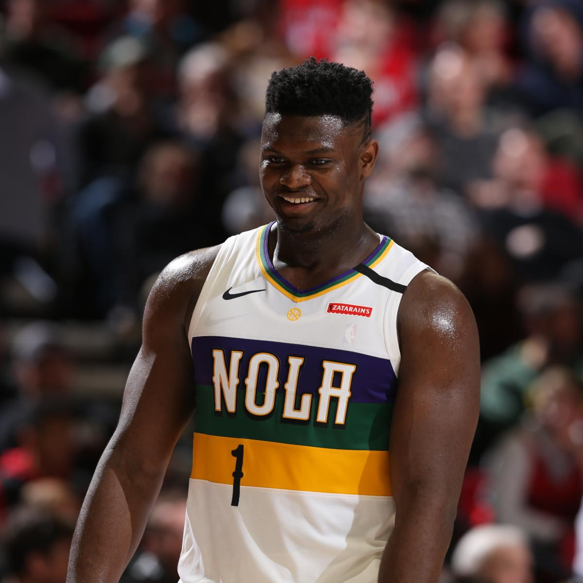 Zion Williamson's 25 Points Lead Pelicans Past Blazers with Damian Lillard Out
