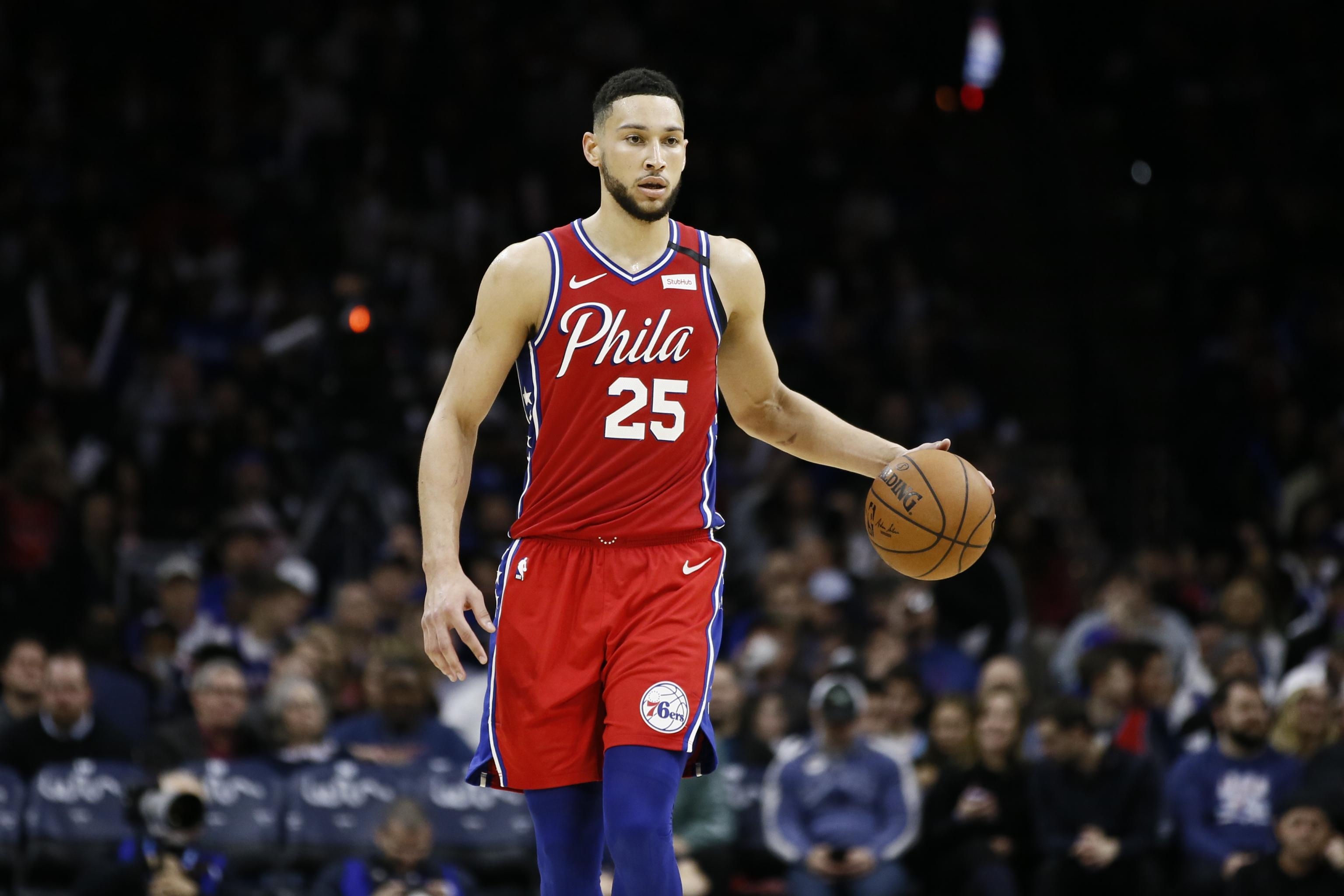 76ers' Ben Simmons out vs. Bucks After Reaggravating Back Injury ...