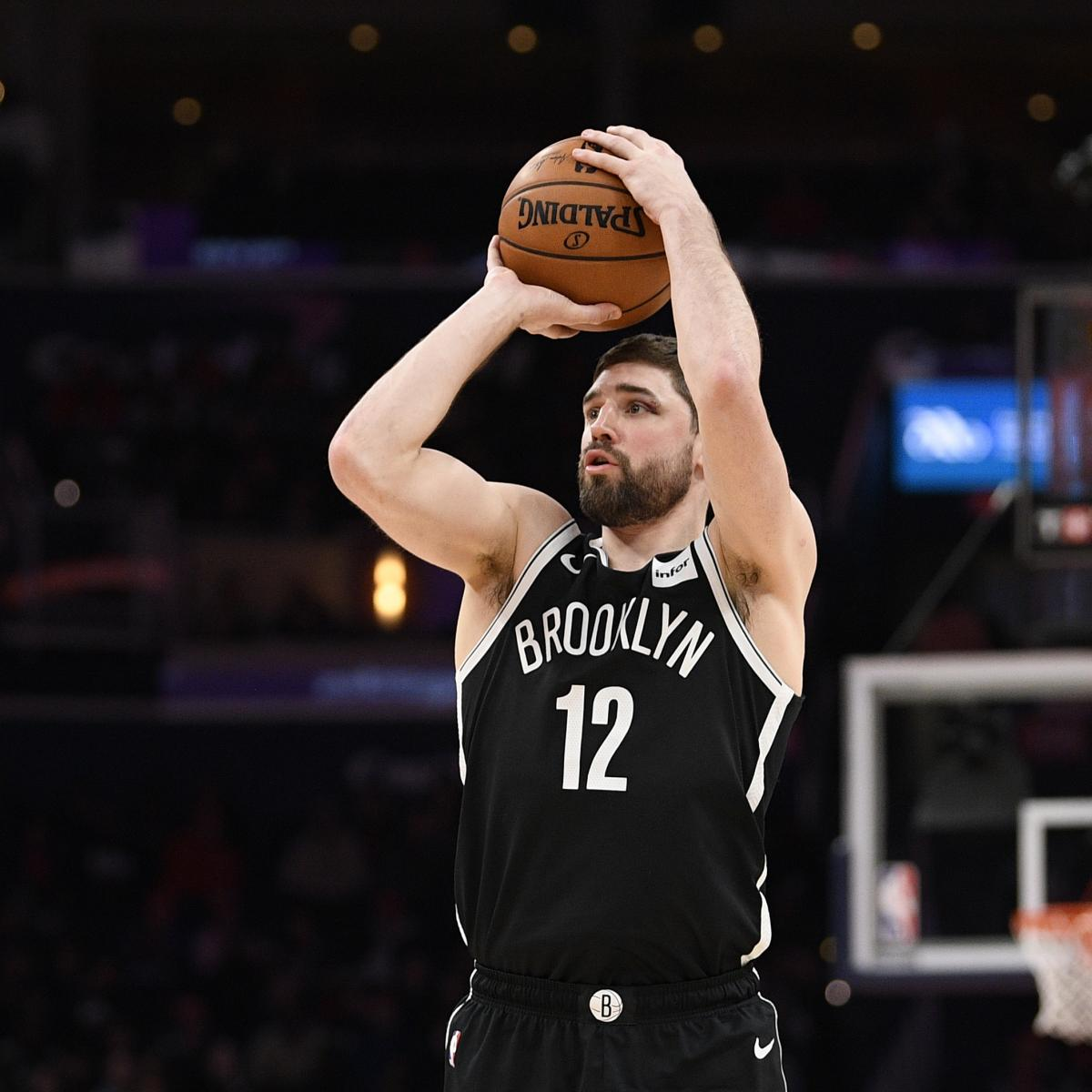 Joe Harris 'Definitely' Wants to Signs New Contract with Nets in Free Agency