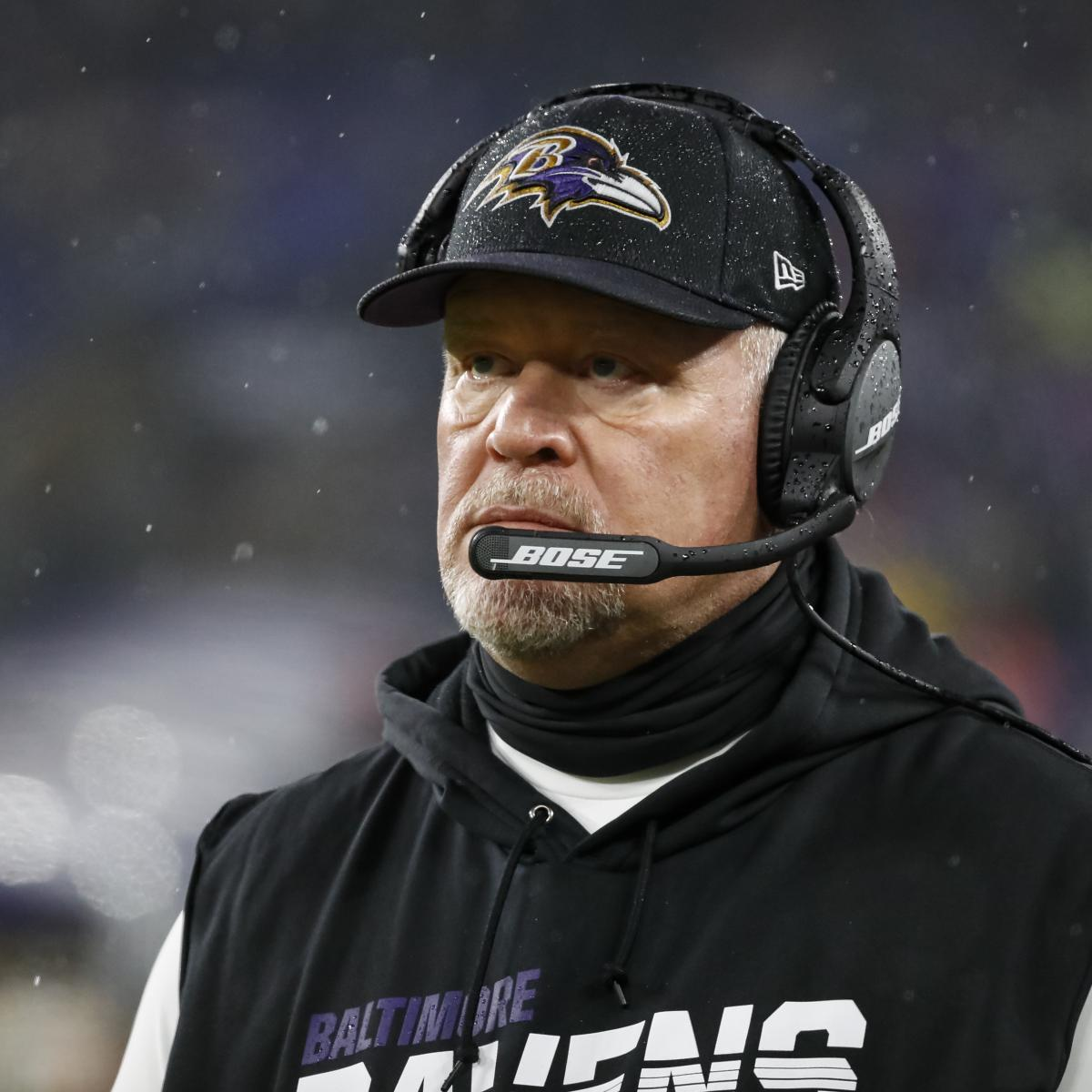 Ravens Rumors: Don Martindale Agrees to Contract as NFL's Highest-Paid DC