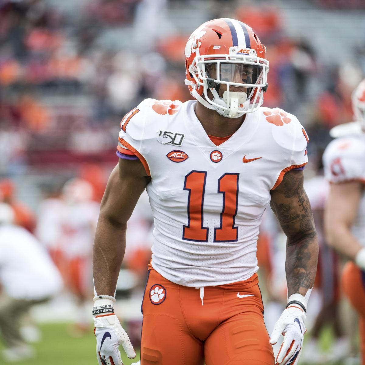 2020 NFL Mock Draft: Pre-Scouting Combine Predictions for 1st-Round Prospects