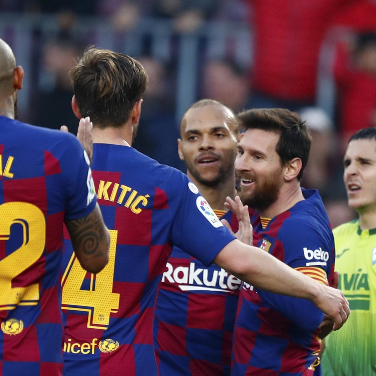 Flipboard La Liga Results 2020 Week 25