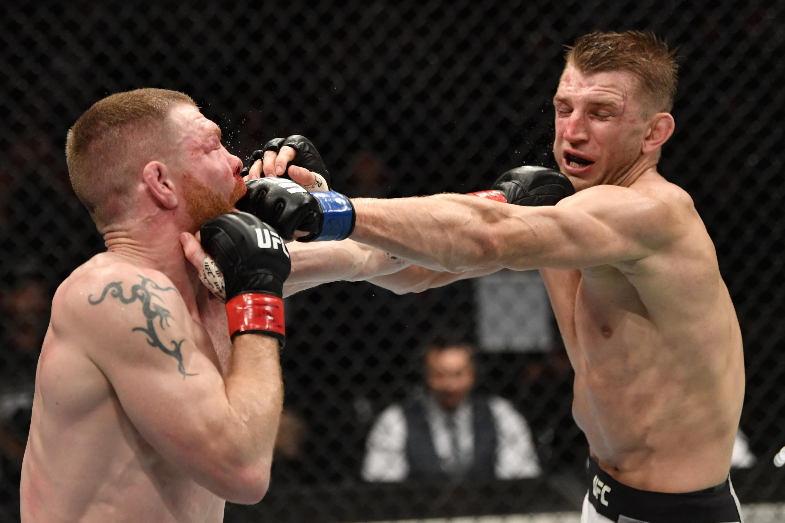 Ufc Fight Night 168 Results Dan Hooker Beats Felder Via Decision In Main Event Bleacher Report Latest News Videos And Highlights