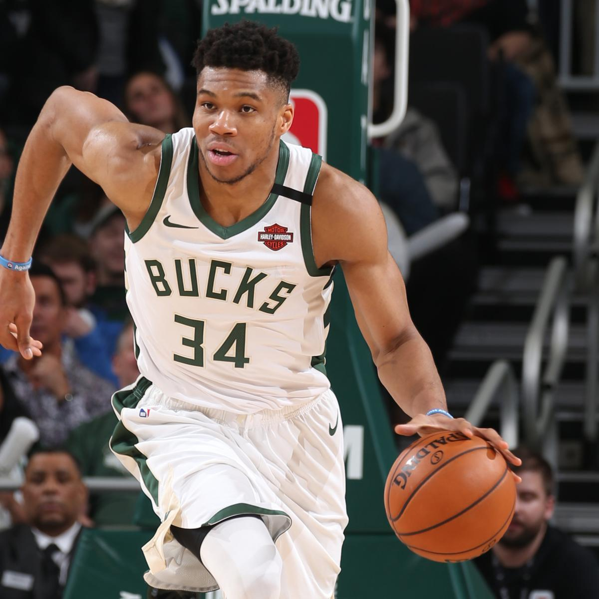 Giannis, Bucks Dominate Joel Embiid, 76ers After Ben Simmons Leaves with Injury