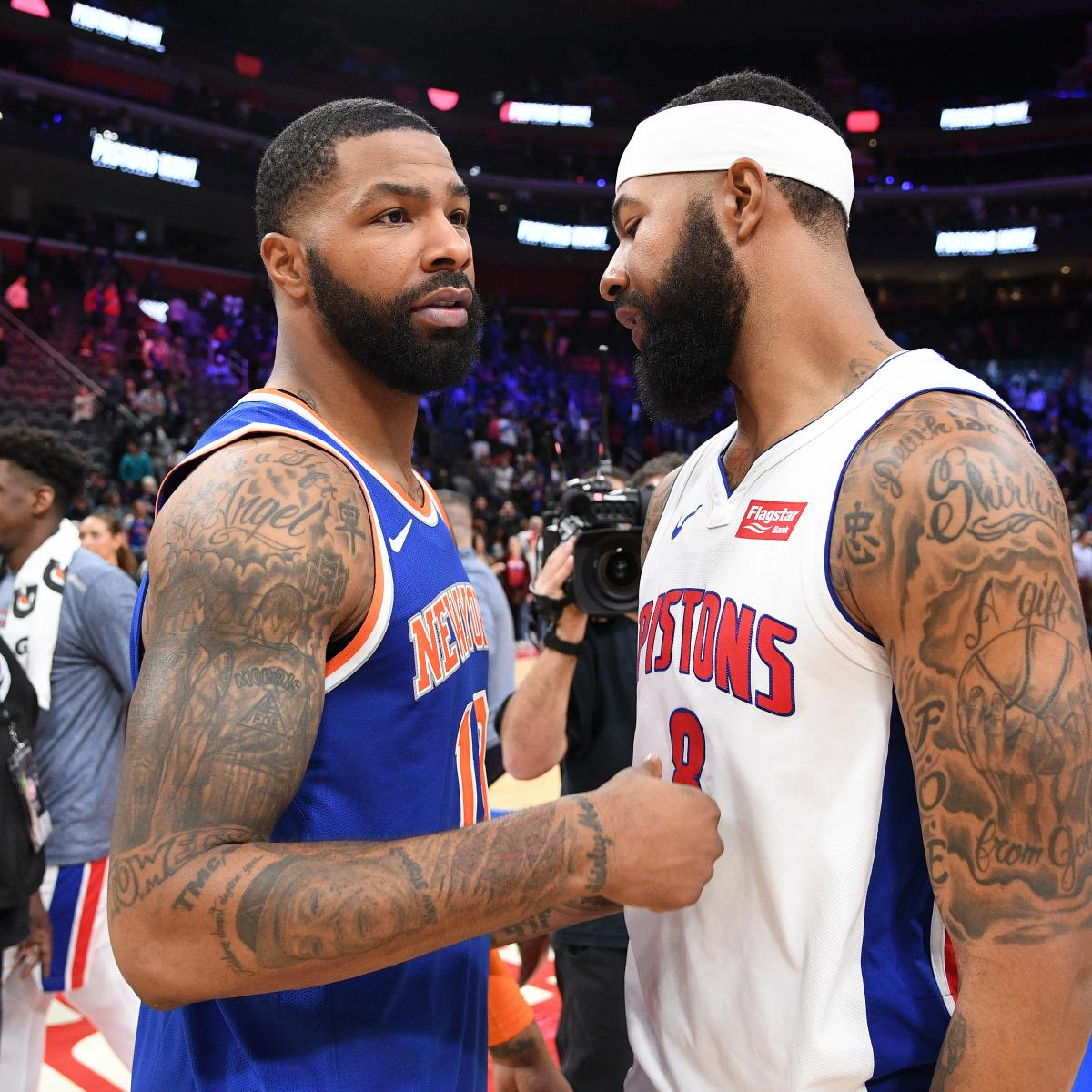 Clippers' Marcus Morris: 'Really Fun' for Brother Markieff to Join Rival Lakers
