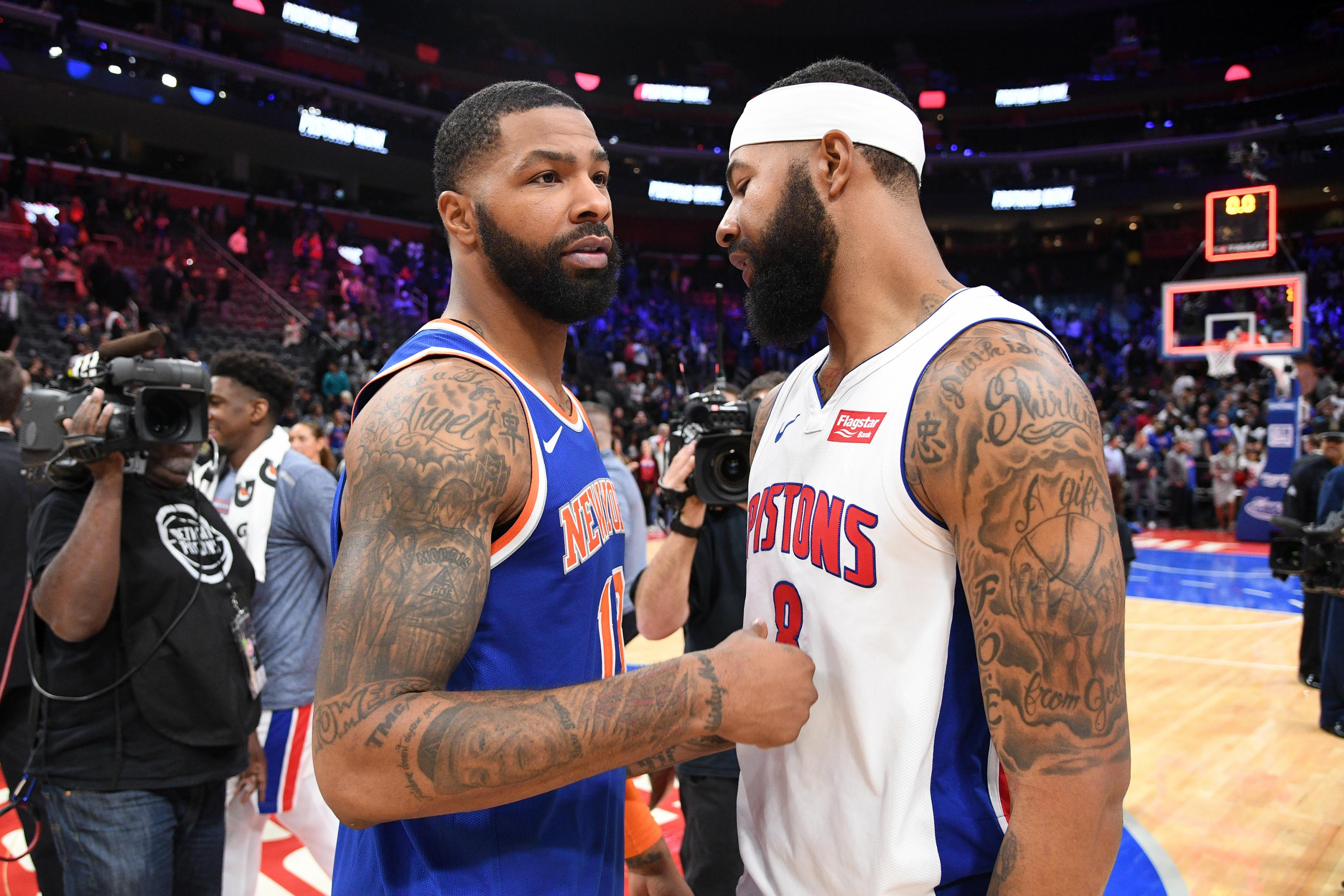 Clippers Marcus Morris Really Fun For Brother Markieff To Join Rival Lakers Bleacher Report Latest News Videos And Highlights