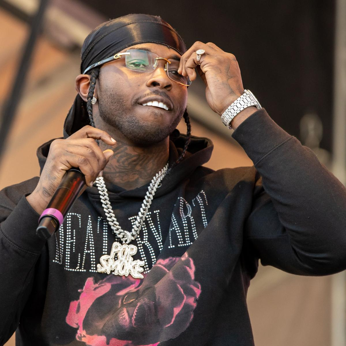 NBA Players Mourn Death of Beloved Rapper Pop Smoke