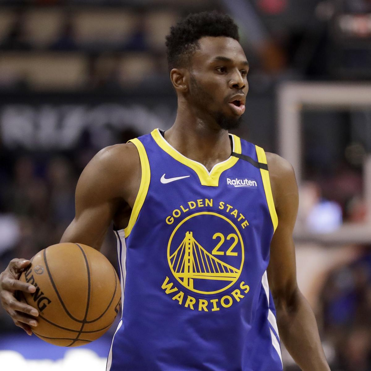 Tim Hardaway: Warriors in 2021 NBA Finals with 'Perfect Piece' Andrew Wiggins