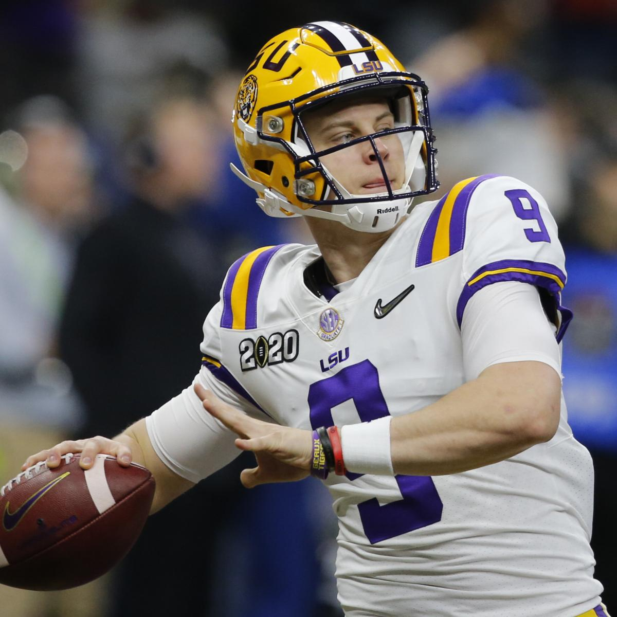 Joe Burrow 'Probably' a 3rd- or 4th-Round Pick 1 Year Ago, Says Anonymous Exec