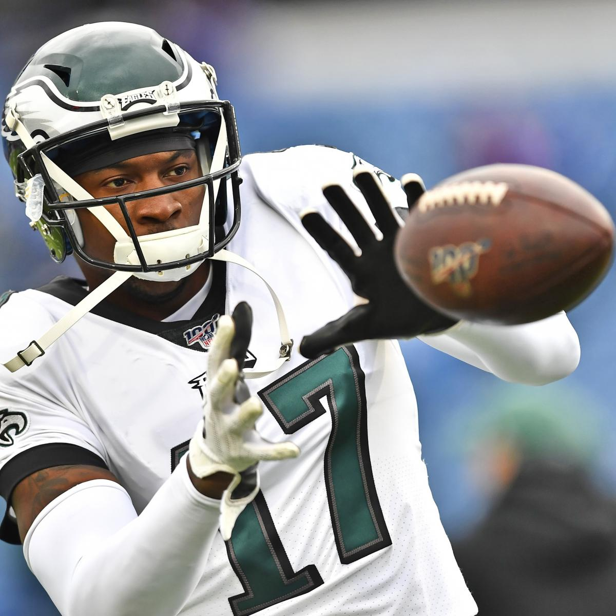 Potential Trade Packages, Landing Spots for Alshon Jeffery