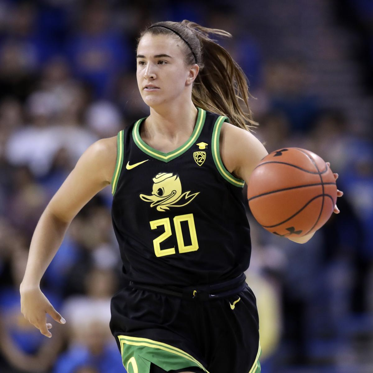 Oregon's Sabrina Ionescu Becomes 1st Player in D-1 History with 2K-1K-1K
