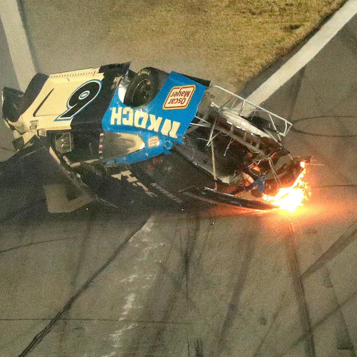Ryan Newman Has Head Injury, Intends to Race This Year After Daytona 500 Crash